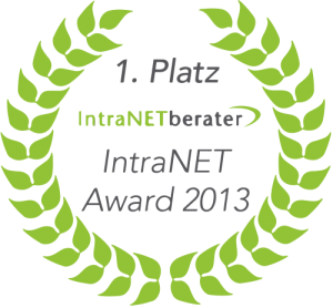 Intranet Goethe Institut Award