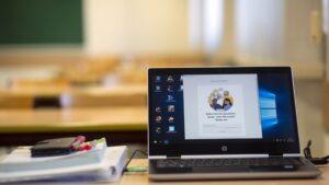 Microsoft Teams im Schulunterricht